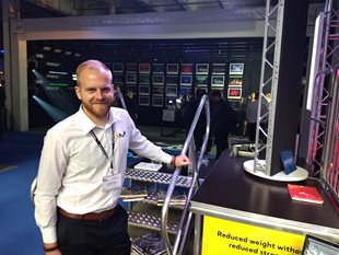 Successful debut of the new Xstage S10 at PLASA